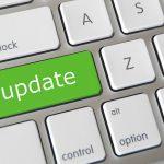 【WordPress】プラグイン編集で「ファイルを更新」ボタンが表示されない